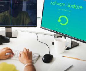 Instalace a aktualizace softwaru