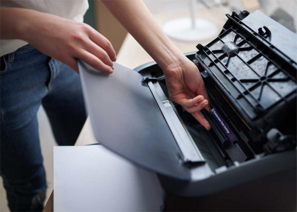 Instalace a nastavení tiskáren